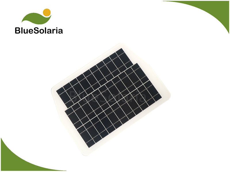 12V 14W Irregular Shape Solar Panel